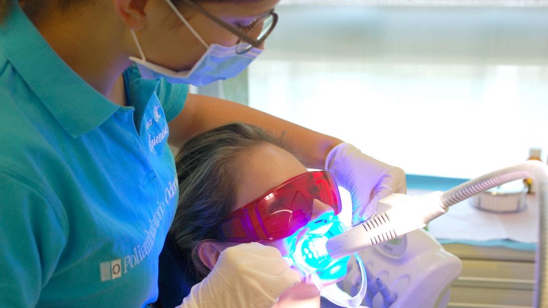 Odontoiatria estetica (faccette)